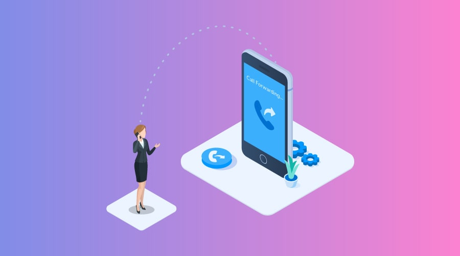 Call Forwarding | Enhance Your Business Communication - Exotel
